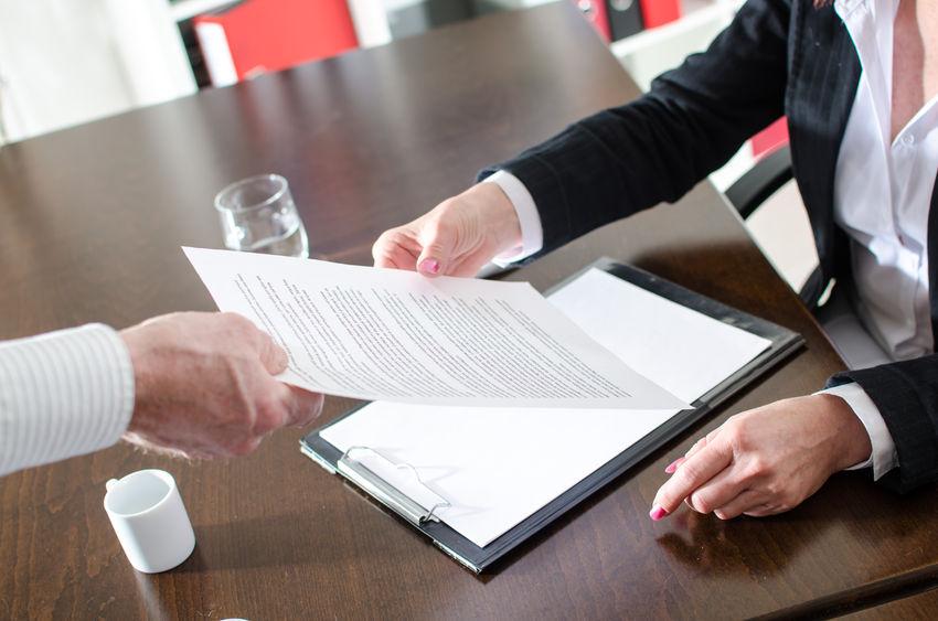 смена документов после развода